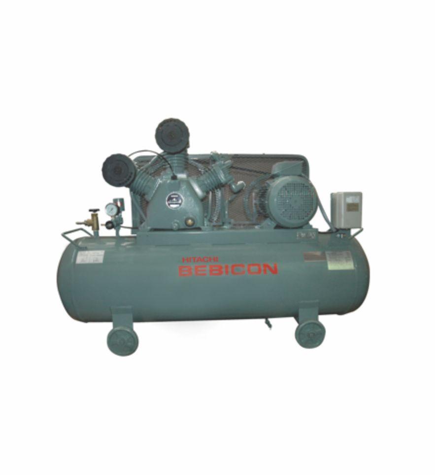 Bebicon oil flooded 1 5u 9 5vs5 6a pt gapa citramandiri for Air compressor oil vs motor oil